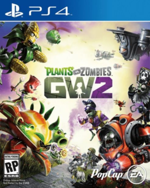 Oferta de PLANTS VS ZOM GW 2 PS4 por $2099