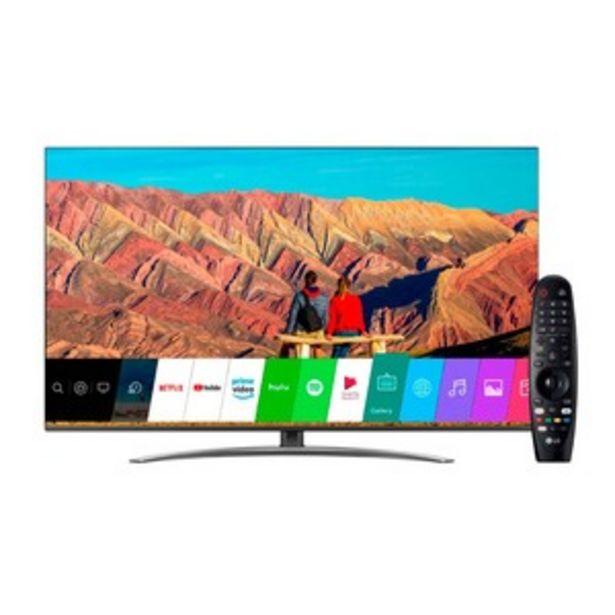 Oferta de NANO CELL SMART LG 65 PULGADAS 4K UHD 65SM8100 por $164999