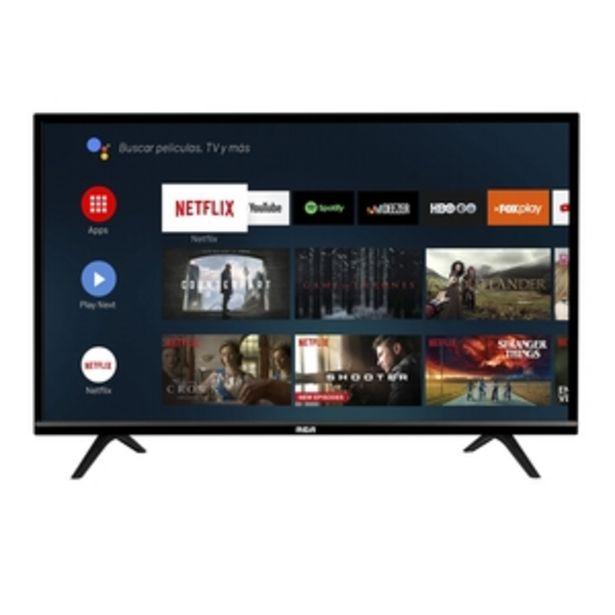 Oferta de ANDROID TV RCA 32 PULGADAS HD XC32SM por $25499