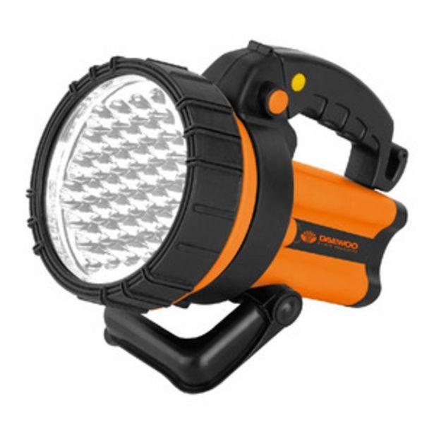 Oferta de LINTERNA LED PORTATIL DASL-400 por $3099