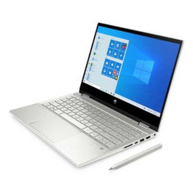 Oferta de NOTEBOOK HP 14-DW0062LA INTEL CORE I5 por $123499