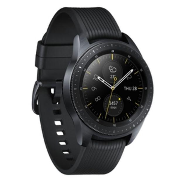 Oferta de RELOJ SMART SAMSUNG GALAXY WATCH BSM-R810 por $28999