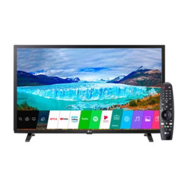 Oferta de SMART TV LG 43 PULGADAS 43LM6350PSB por $41999