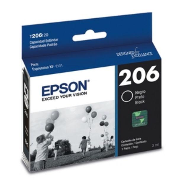 Oferta de CARTUCHO DE TINTA EPSON T206120-AL por $1219