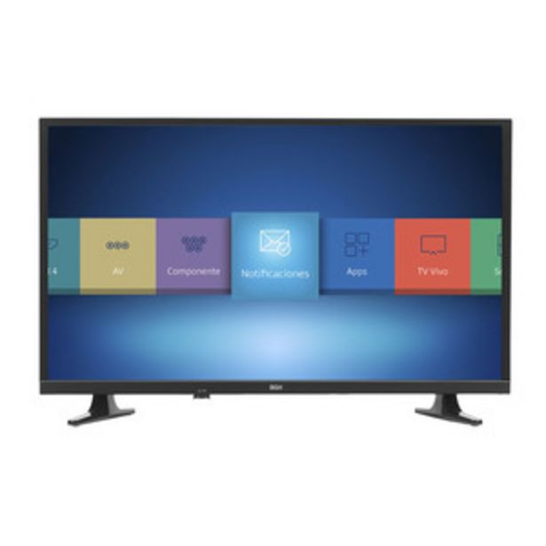 Oferta de SMART TV BGH 32 PULGADAS HD B3219H5 por $24999