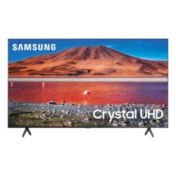 Oferta de SMART TV SAMSUNG 58 PULGADAS 4K UHD 58TU700 por $76999