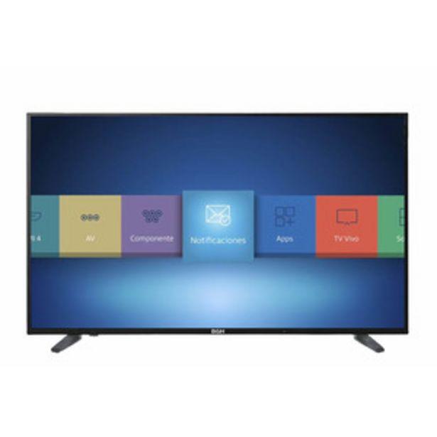 Oferta de SMART TV BGH 50 PULGADAS 4K UHD B5018UH6 por $49999