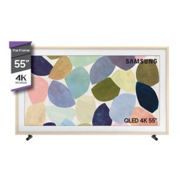 Oferta de SMART TV SAMSUNG 55 PULGADAS 4K UHD QN55LS03 por $179999,1