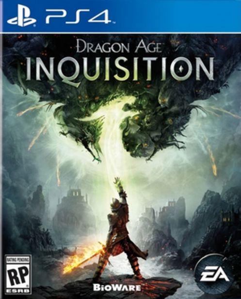 Oferta de DRAGON AGE INQ. PS4 por $1179