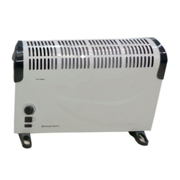 Oferta de CALEFACTOR CONVECTOR ELECTRICO STANDARD ELECTRIC STE-COT14 por $2299