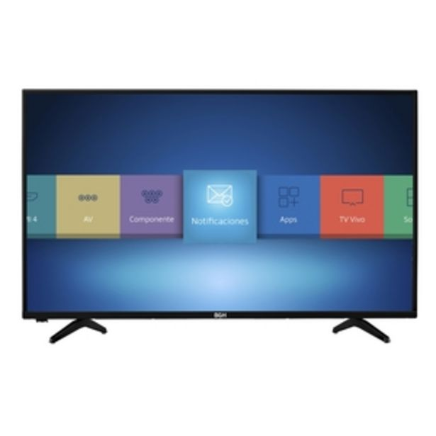 Oferta de SMART TV BGH 43 PULGADAS FULL HD B4318FH5 por $34999