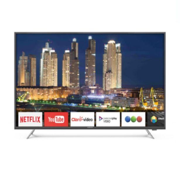 Oferta de SMART TV NOBLEX 55 PULGADAS 4K UHD DJ55X6500 por $59999