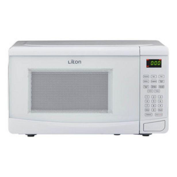 Oferta de MICROONDAS LIKON LI20D-S20 por $18499