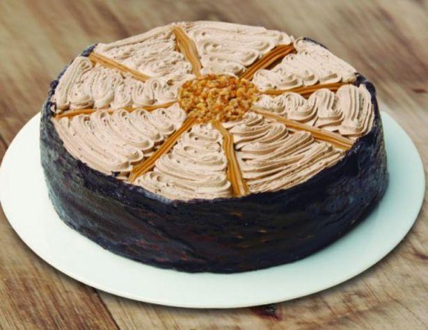 Oferta de Torta de Mousse y Dulce de Leche por $900