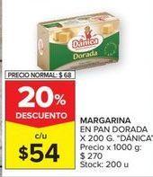 Oferta de Margarina Dánica por $54