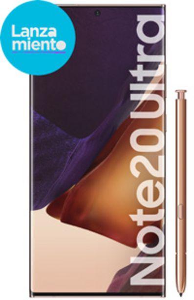 Oferta de Samsung Galaxy Note20 Ultra 256GB por $138,999