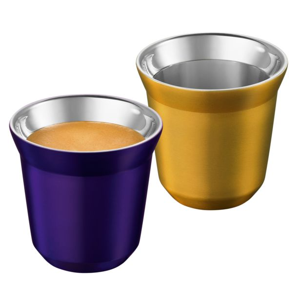 Oferta de Set PIXIE Espresso, Arpeggio & Volluto por $2300
