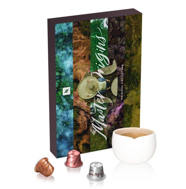 Oferta de Tasting Kit Aged Sumatra por $5780