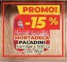 Oferta de Mortadela Paladini por
