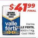 Oferta de Harina de trigo por $41,99
