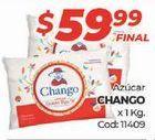 Oferta de Azúcar Chango por $59,99