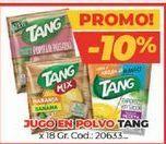 Oferta de Jugo en polvo Tang por