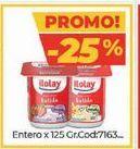 Oferta de Yogur de sabores Ilolay por