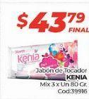 Oferta de Jabón de tocador Kenia por $43,79