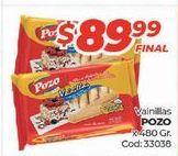 Oferta de Galletas de vainilla Pozo por $89,99