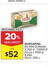 Oferta de Margarina en pan dorada Dánica por $52