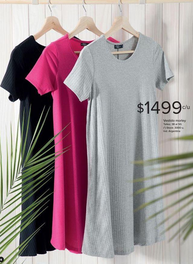 Oferta de Vestido morley por $1499