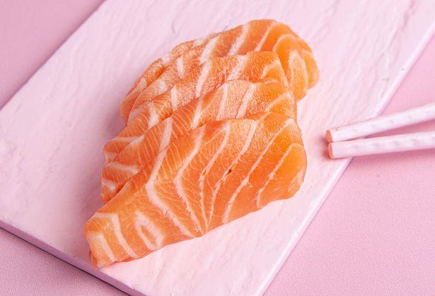 Oferta de Sashimi Salmon por $310