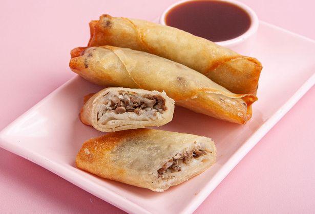 Oferta de Empanaditas Chinas Carne por $299
