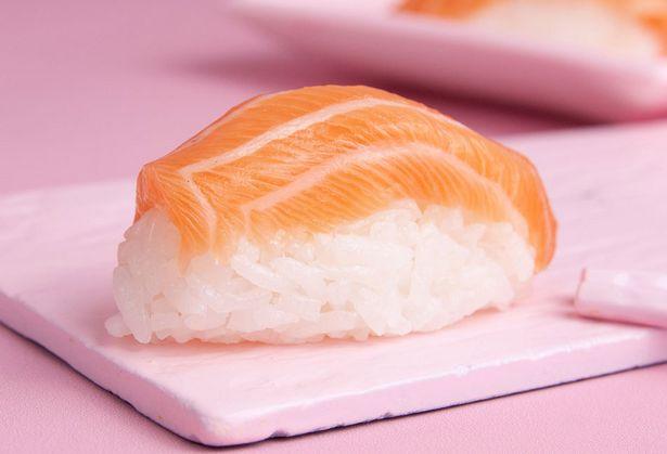 Oferta de Nigiri Salmon por $285
