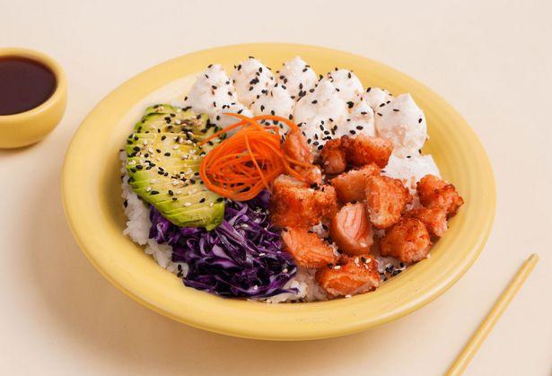 Oferta de Poke Salmon Crispy por $399