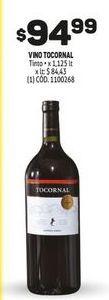 Oferta de Vino tinto Tocornal por $94,99