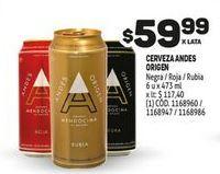 Oferta de Cerveza Andes por $59,99