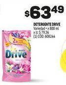Oferta de Detergente Drive por $63,49