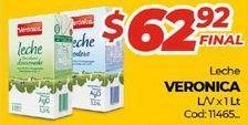 Oferta de Leche Véronica por $62,92