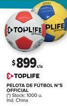 Oferta de Pelota de fútbol por $899