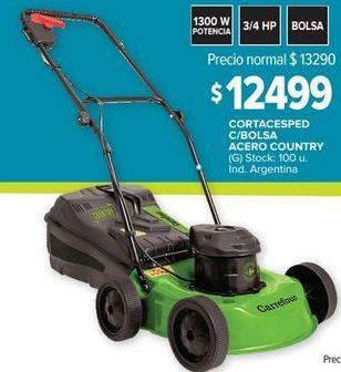 Oferta de Cortacésped eléctrico por $12499