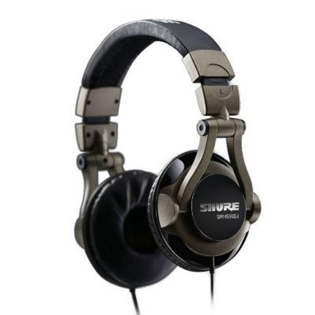 Oferta de Auriculares SRH550DJ por $13497