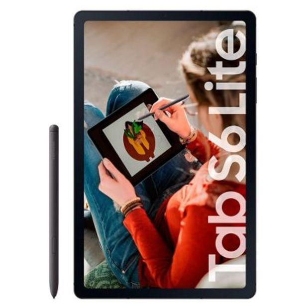 """Oferta de Tablet Galaxy Tab S6 Lite 10.4"""" SM-P610 por $49999"""