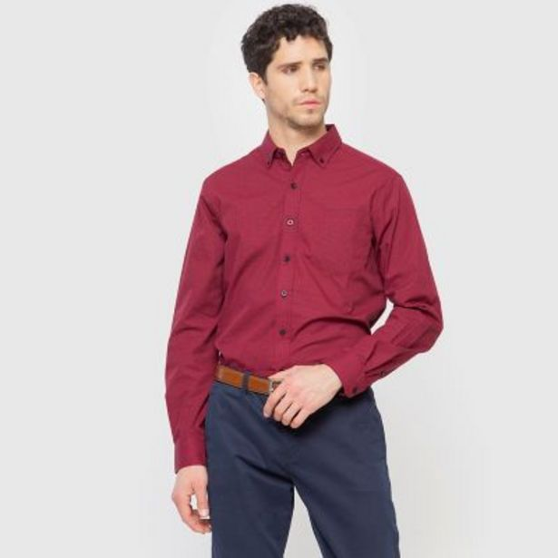 Oferta de Camisa Print por $1745