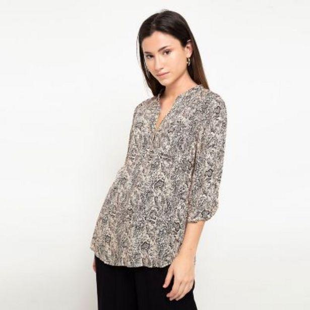 Oferta de Blusa estampada por $990