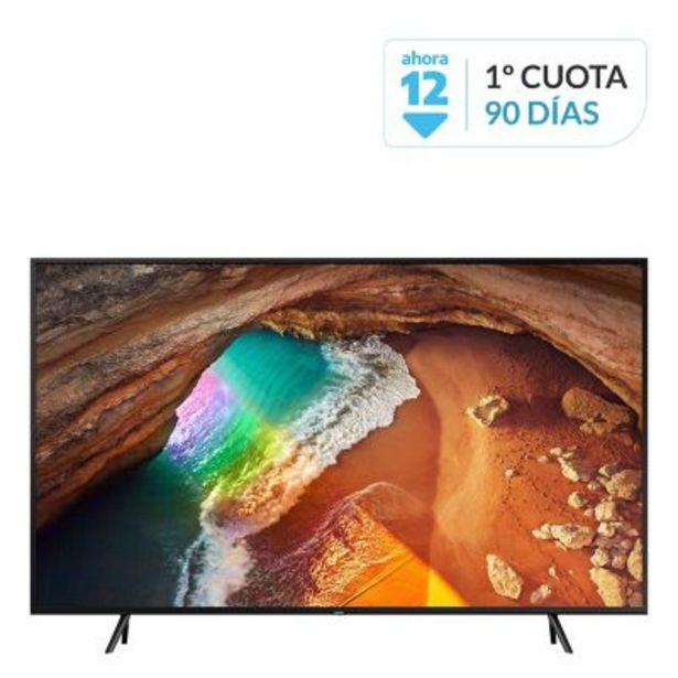 "Oferta de Smart TV QLED 82"" QN82Q60RAGCZB 4K Ultra HD por $299999"