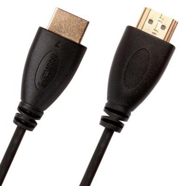 Oferta de Cable HDMI 1.8 mts OB-90-1.8M por $349