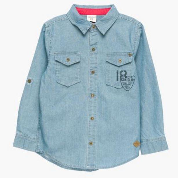 Oferta de Camisa denim 2 a 12 por $1945