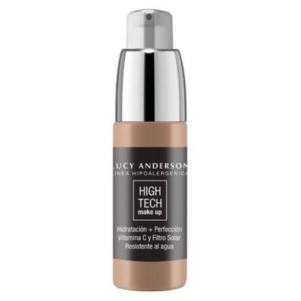 Oferta de Base de maquillaje High Tech Make Up 35 g por $612