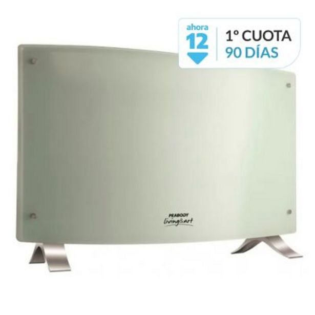 Oferta de Panel calefactor curvo PE-VQM20B 1000W por $6499